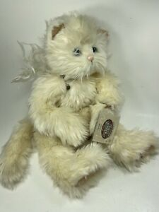 Ganz Cottage Collectibles Fourth Edition Purrfect Cat Stuffed Animal Plush Doll