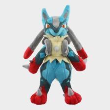 """11"""" Mega Lucario Pokemon Plush"""