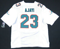 NWT Jay Ajayi Miami Dolphins Nike Elite On Field NFL Football Sewn #23 Jersey 48