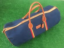 Ralph Lauren Duffle Bag Carry All Gym Sailing Vintage