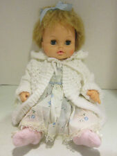"""VINTAGE Sm Seeley 13/"""" French Composition Child Baby Doll Body Ball Joints NEW"""