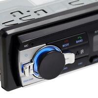 Bluetooth Car Stereo In-Dash FM Aux Input Receiver SD USB MP3 Radio Player New