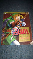 The Legend of Zelda: Ocarina of Time Nintendo Power Strategy Guide (1998)