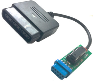 KMTech Cyclone RX Playstation Joystick Gamepad Adapter for the MSX Computer