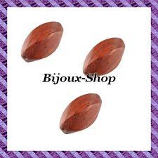 16 Perles Olive  Bayong  26 mm