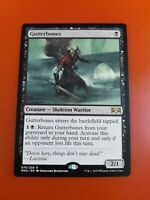 Gutterbones FOIL Ravnica Allegiance NM Black Rare MAGIC MTG CARD ABUGames