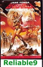 Jane Fonda - Barbarella Queen of the Galaxy Widescreen DVD+Special ed. Sealed US