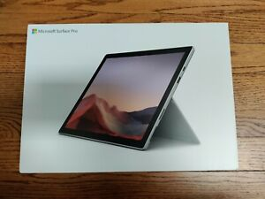 Microsoft Surface Pro 7 Original Packaging  EMPTY BOX ONLY