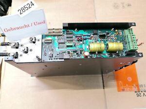 Alsthom Parvex Converter NFC53220