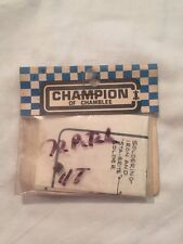 Nos Slot Car Champion Of Chamblee #7211 11 Tooth 72 Pitch Steel Pinion Gear