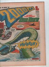 2000AD PROG. # 56 -  JUDGE DREDD, MACH 1, WALTER ( 18th MARCH 1978 )