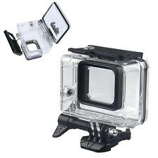 Nueva Cubierta de Lente de Filtro UV de buceo para GoPro Hero 7 Plata y Blanco de la visión