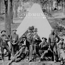 GOLDMUND - All Will Prosper CD Traditional Civil War Folk Songs - Keith Kenniff