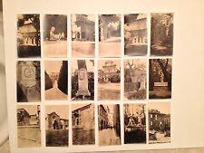 Old Vintage Rare Original Athentic Photos of Florence, Italy (Italia)