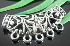 Free Ship 10Pcs Tibetan Silver Jewelry Connectors 38x20mm