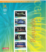 2006 Australia MS Commonwealth games Opening W-class Tram Queen +
