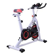 HOMCOM Cyclette Professionale Altezza Regolabile per Allenamento Fitness