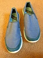 Teva Women Blue Size 8.5 Slip On Wander Athletic Shoes Size 8.5