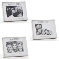 Mirror Photo Frame Family Friends Memories Picture Present Decor Novelty Gifts