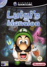 Juego de GameCube-Luigi 's Mansion (con embalaje original) (PAL)