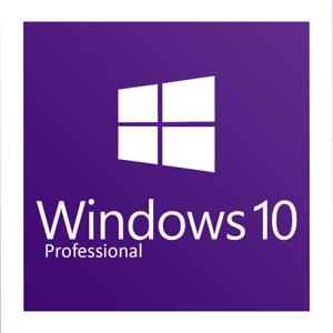 WIN10 Pro Professional Activation Key 32 64 Bit