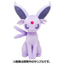 NEW Pokemon Center Online Plush doll Life-size Espeon From Japan