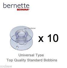 10 Universel Bernette B33 B35 B37 B38 nouvelle gamme de machines à coudre Bobines