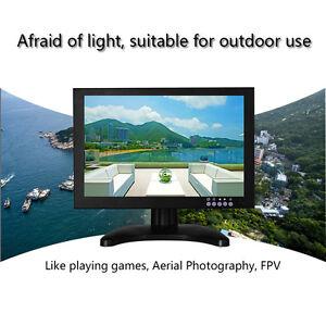 "Eyoyo 10"" IPS HDMI Monitor TFT LCD Screen Display 1280x800 w/ Speaker For CCTV"