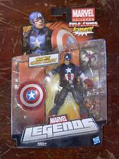 Marvel Legends Ultimate Captain America (Hit Monkey BAF)