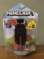 Minecraft Enderman Action Figure Mattel Mojang