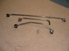 Jaguar E type series 1/2 Water Heater Transfer pipes Stainless Steel