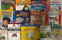 1st Grade 1 Curriculum in a Box Homeschool Bundle Teacher Resource Homeschooling