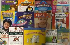 1st Grade 1 Curriculum in a Box Homeschool Bundle Teacher Resource Homeschooling