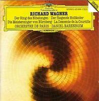 Wagner:Orchestral Excerpts From Ring von Barenboim   CD   Zustand gut