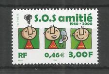 FRANCE 2000 S.O.S AMITIE SG,3688 U/M LOT 8592A