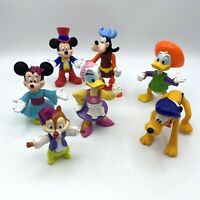 MCDONALDS & DISNEY EPCOT HAPPY MEAL TOYS SET OF 7 FROM 1994