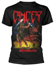 Cancer 'Death Shall Rise' (Black) T-Shirt - NEW & OFFICIAL!