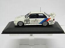 BMW M3 Sport EVO Team Linder 1/43 1991 Minichamps 12022 Annette Meeuvissen