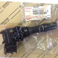 EXPEDITED SHIPPING TOYOTA INTERMITTENT WIPER SWITCH CONFIRM FIRST 84652-02610
