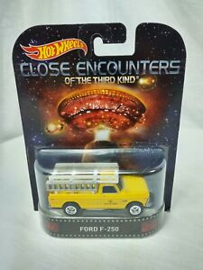 HW Retro Entertainment 2014 Close Encounters of the Third Kind Ford F250