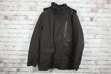 Uniqlo Brown Premium Down Jacket Size Small No.Z801 20/2