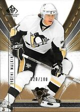 09/10 SP Game Used Gold Parallel #78 Evgeni Malkin #020/100