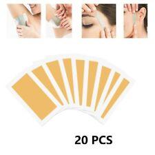 20Pcs Waxing Kit Body Wax Strips Hair Removal for Women Men