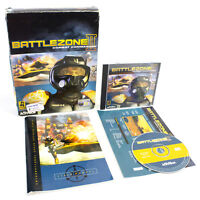 Battlezone II Combat Commander for PC CD-ROM in Big Box by Pandemic Studios