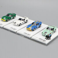 JEC 1/64 Ferrari 250GTO Resin Car Model Display With Figure Limited 699pcs