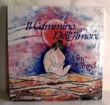 Nino D'Angelo IL CAMMINO DELL'AMORE album vinile LP SIGILLATO