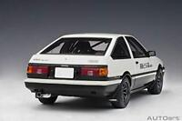 AUTOart 1/18 Toyota Sprinter Trueno AE86 Initial D Project D Final Version 78799