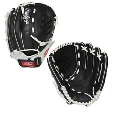"""Rawlings Shut Out Fastpitch Softball Infield/Pitcher Glove 12"""" Throws Right"""