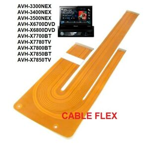 Flex Cable for Main Board & Screen Replacement Radio Pionner AVH