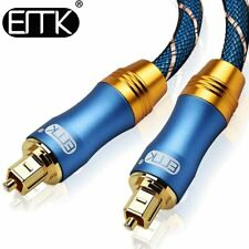 5.1 Digital Sound SPDIF Optical Cable Toslink Cable Fiber Optical Audio Cable